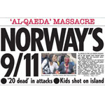 The Sun: Norways 9/11